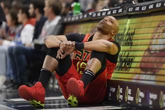 NBA》因疫情而引退 老飛人轉任老鷹主場播報員