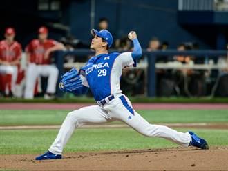 MLB》金廣鉉轉任終結者 熱身賽救援成功