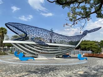 台南》大魚回來了!台南「大魚的祝福」廣場25日重新開放