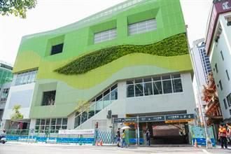 捷運綠線水安宮站地下停車場啟用 市府:滿足周邊停車需求