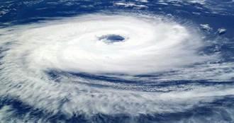 熱帶風暴來襲 貢薩洛增強為2020年首個颶風