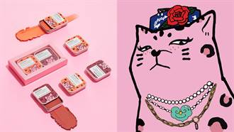貓奴必收的超萌聯名美妝!法國貓「如意 RuRu」躍上3樣經典商品