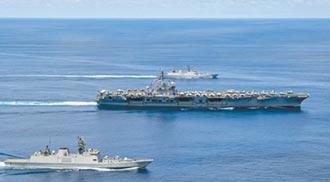 印度硬起來 迫陸艦撤印度洋