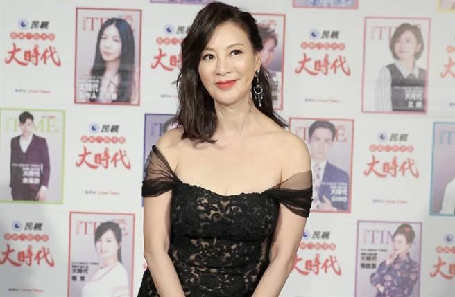 杨绣惠爸爸是喜剧泰斗阿西,人气高到有女生倒贴,她就曾被妈妈派去旅社抓奸。(中时资料照片)