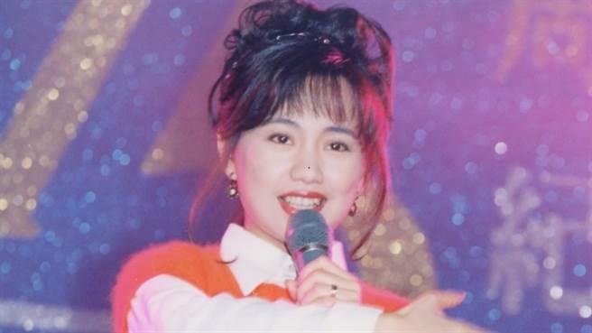蔡幸娟歌聲柔美,有「小鄧麗君」之稱。(圖/中時資料照)