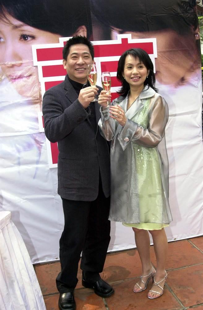 蔡幸娟和謝孔忠曾有6年婚姻。(圖/中時資料照)