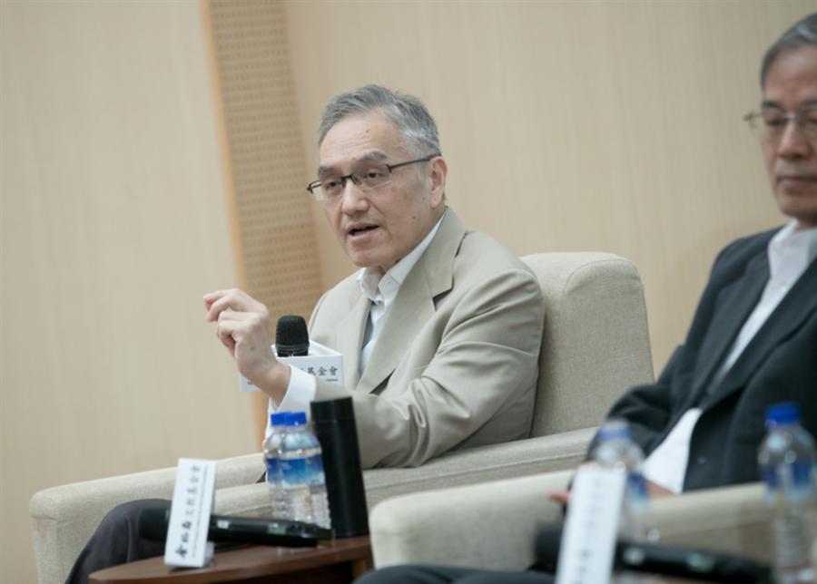 朱雲漢(臺灣大學政治系教授、中央研究院院士)