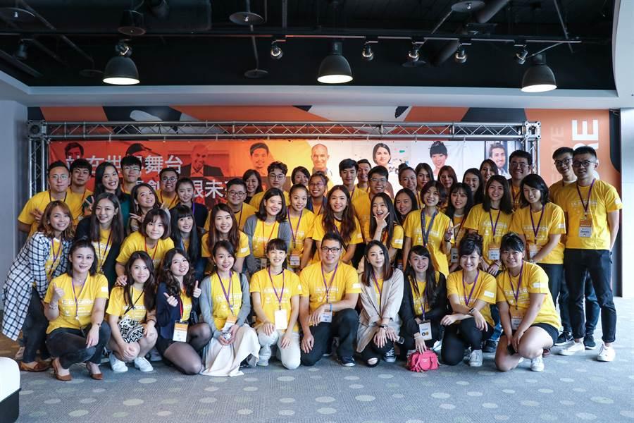 艾爾斯留遊學&史丹利英語已幫助上萬名學生完成海外遊留學的夢想。(艾爾斯留遊學提供)