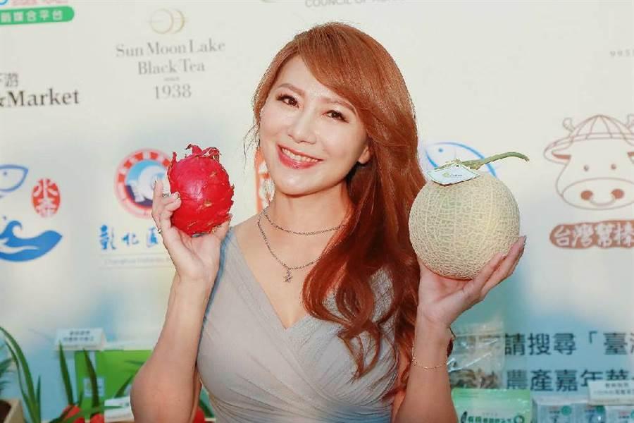 台灣好媳婦佩甄為維持好身材,付出不少努力。(本報系資料照)