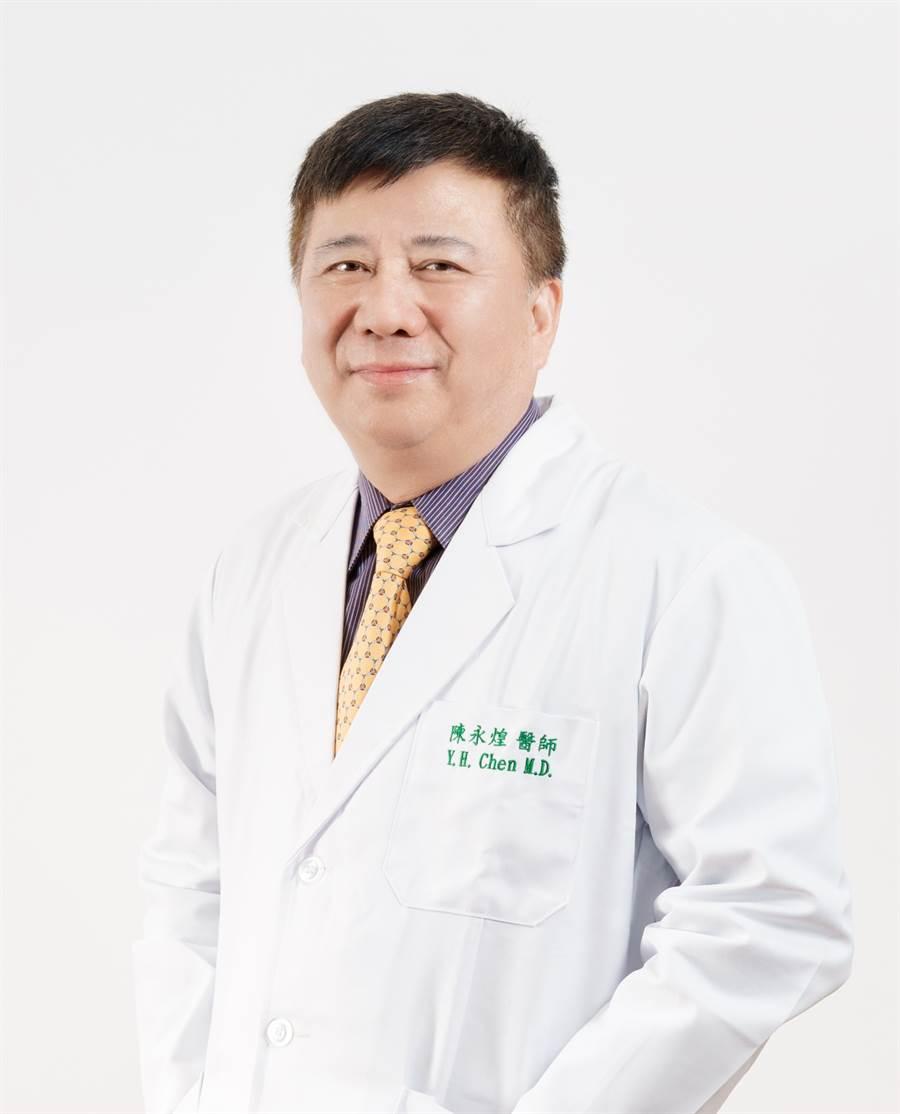 台中微笑眼科,陳永煌醫師。/圖微笑眼科提供