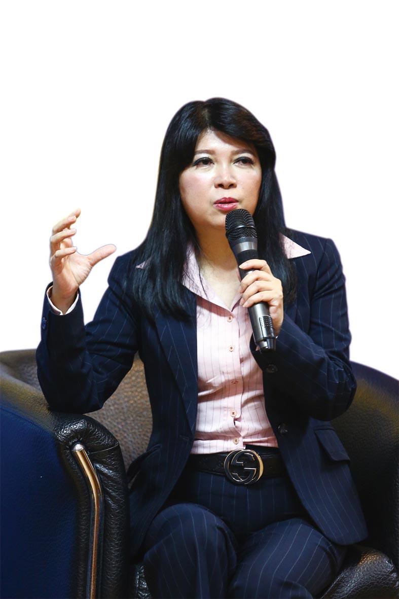 元大期貨總經理周筱玲
