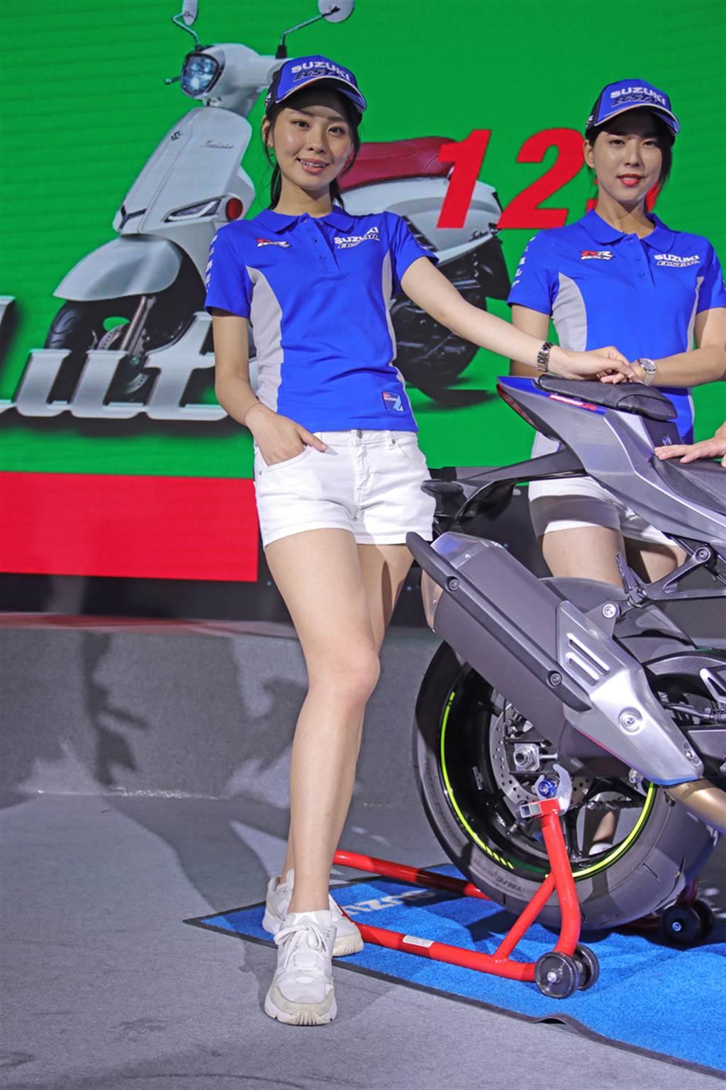 Suzuki建廠百年慶生活動 台鈴機車推出5款新車回饋粉絲