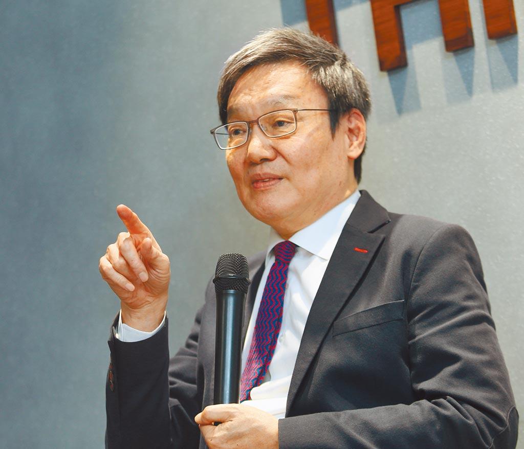 前國安會祕書長 蘇起