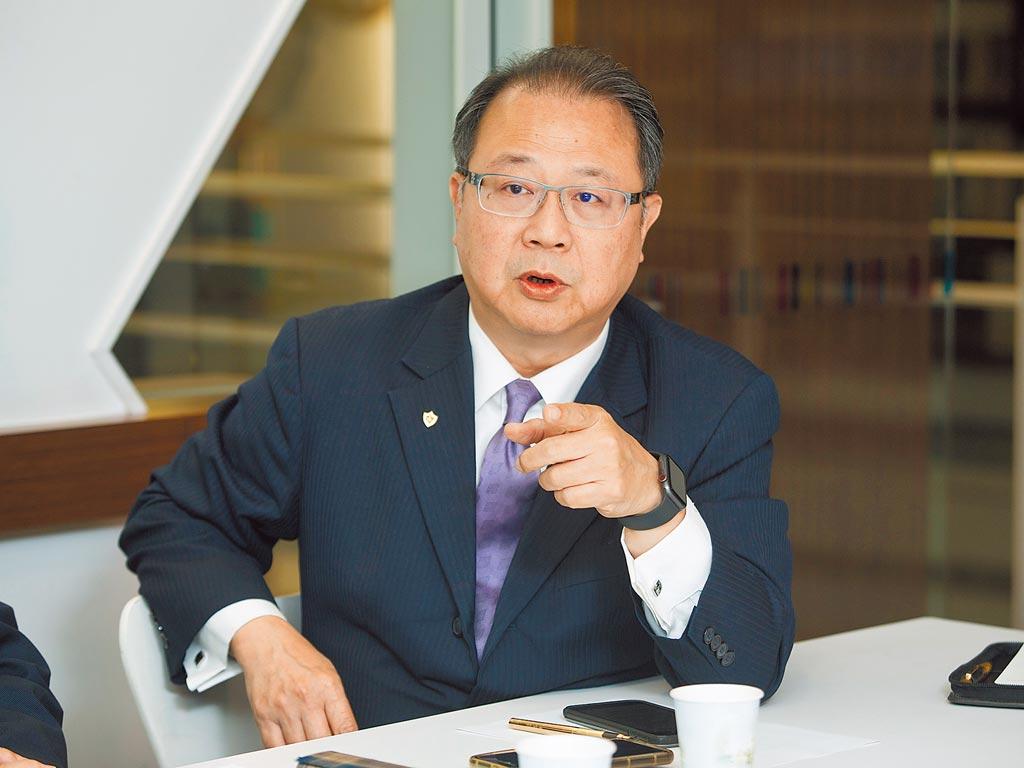 淡江大學戰略所教授 黃介正