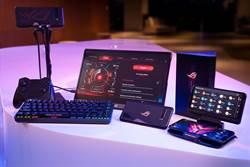 Lenovo首推電競手機內建直播功能 華碩ROG Phone功能再升級