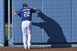 MLB》柯蕭開幕日掛傷兵 道奇緊急換先發