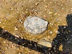 金廈泳渡海灘有未爆彈  雙口海岸出土2戰防雷