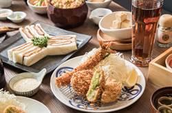 日式豬排推夏日限定!海陸三拼一次滿足食尚味蕾