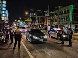 楊梅、新湖警分局祭出區域聯防 誓言杜絕危險駕車