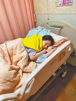 余苑綺肝臟再動刀2歲女忍淚