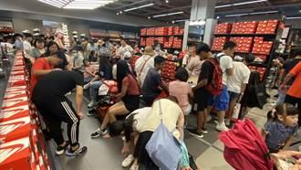 三倍券助攻台中購物節 梧棲區吸金破2000萬元