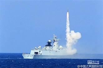 解放軍24日南海實彈演習 美軍動作頻頻