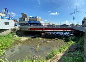 改善淹水窘況  頭份斗牛橋改建工程完工