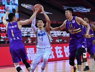 CBA》林書豪生涯新高38分 北京11連勝