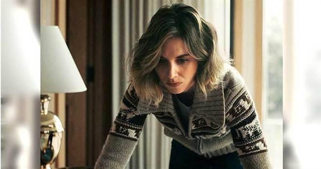 首度當導演的戴夫法蘭科,找來老婆愛莉森布里擔任女主角,更大讚對方是「地球上最偉大的女演員」。(圖/采昌國際提供)