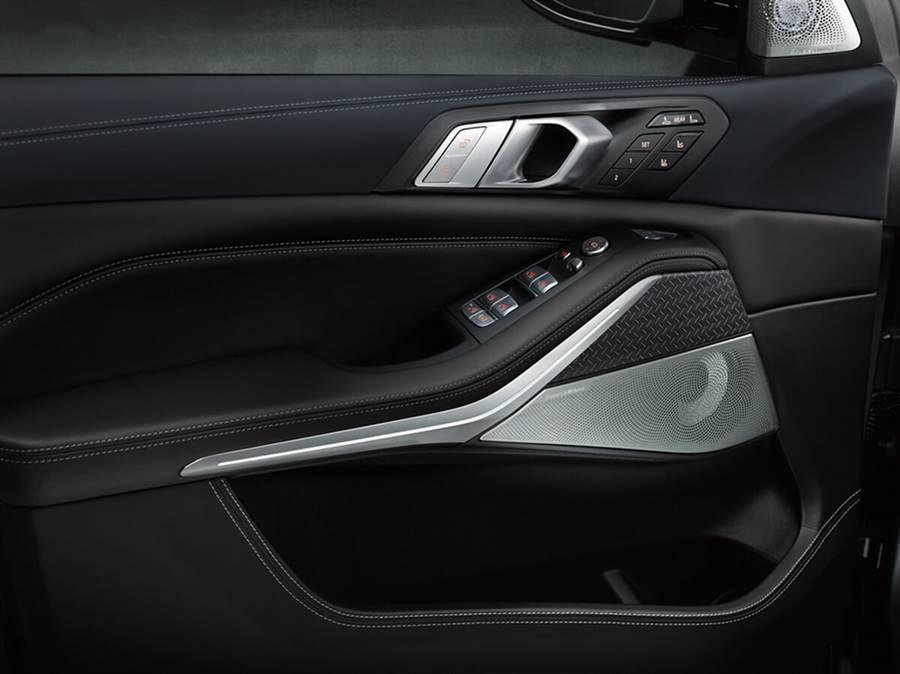 暗影奢華新境界!BMW推出X7 Dark Shadow Edition