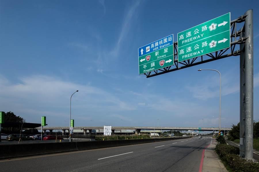 「宜雄絢耀」坐擁機捷、高鐵、機場等交通建設,南來北往相當便捷。/圖由業者提供