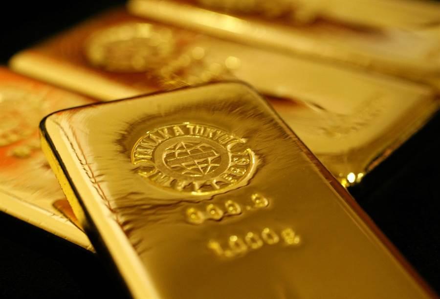 黃金價格今年屢屢創高(圖/路透社)