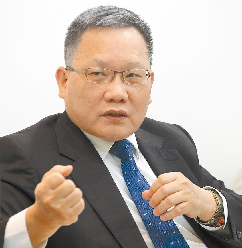 財長蘇建榮。圖/本報資料照片