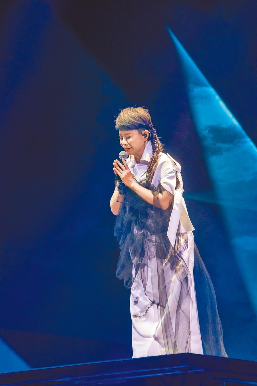詹雅雯將在台北小巨蛋開唱,正積極籌備演出內容。(寬宏藝術提供)