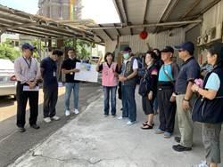 市議員批台中惠來路三段尚有50公尺未打通