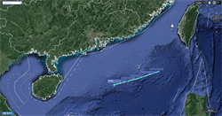 共軍雷州半島實彈演習 美軍南海偵查