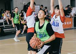 國泰NBA 3x台北站 王玥媞傷癒領淡商晉級