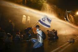 在以色列 巴勒斯坦囚犯連維持社交距離的權力都沒有
