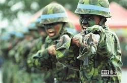 後備軍人也在列!嚴德發:總統動員令一下 45萬兵將是作戰主力