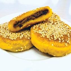 南瓜QQ餅