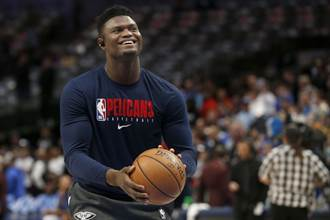 NBA》錫安威廉森回來了 鵜鶘如釋重負