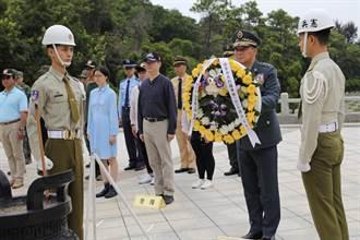 大二膽戰役70周年 戰士遺族返金門致意