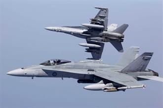與美聯袂對陸施壓 澳洲空軍部署關島