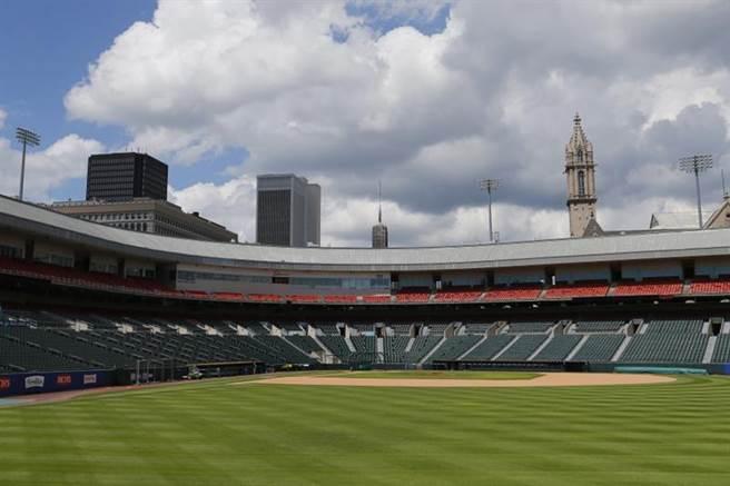 多倫多藍鳥回不去加拿大,宣布暫棲自家3A的紐約州水牛城Sahlen球場。(美聯社資料照)