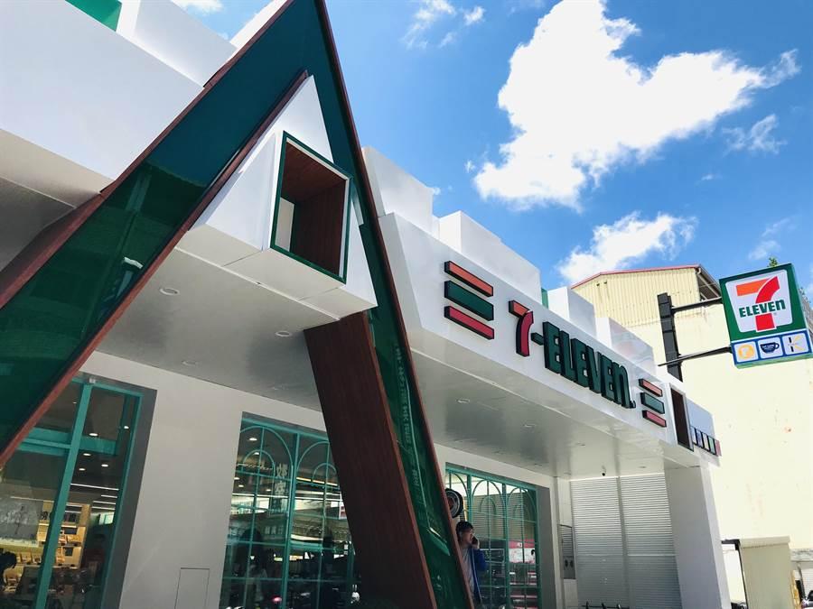7-ELEVEN證實今年7月正式跟foodpanda合作,目前已在雙北地區超過200家門市提供外送服務。(圖/劉馥瑜)