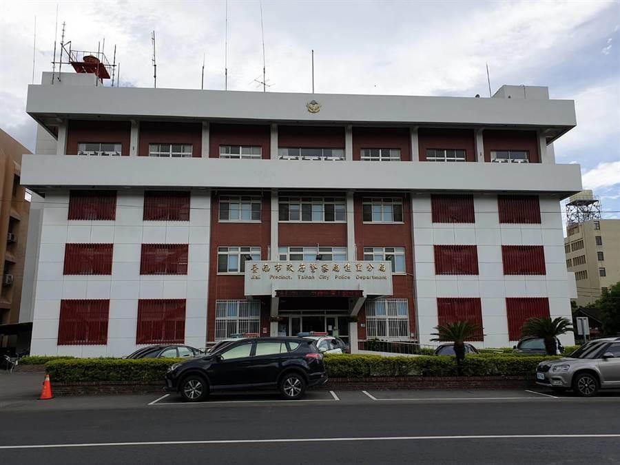 台南市佳里警分局一名警員被控性侵未成年少女。(劉秀芬攝)