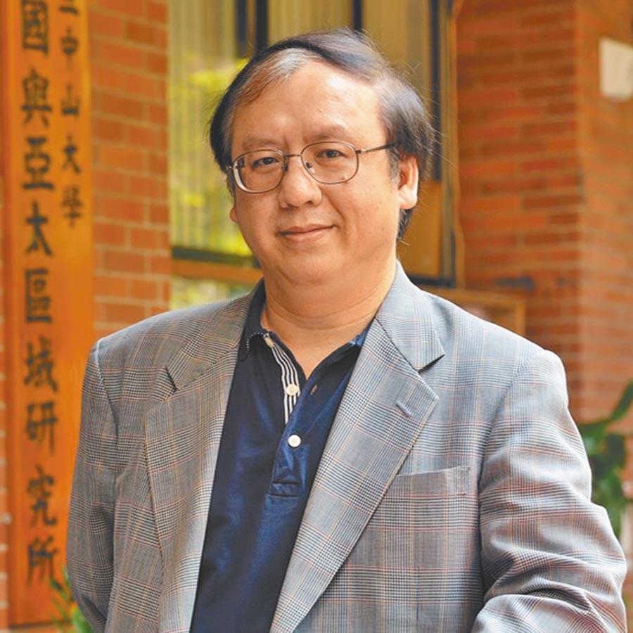 國立中山大學教授林德昌「超神」,18年來指導了148位碩士、29位博士。(取自「Jiasin Yu」臉書/袁庭堯高雄傳真)