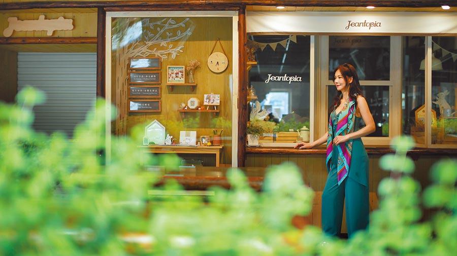 華山文創園區前身是蝴蝶蘭清酒與人參酒釀酒廠。(亞洲旅遊台提供)