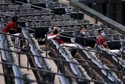 MLB》沒觀眾卻有歡呼聲 球迷抱怨「見鬼了」
