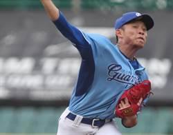 中職》江國豪1.2局就退場 桃猿拿下半季首勝